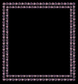 Diamond Border PNG by JSSanDA | itworks | Pinterest
