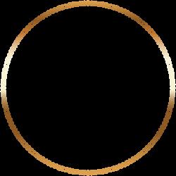 Round Deco Border Frame PNG Clip Art | Pita | Pinterest | Clip art ...