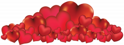 Bunch of Heart PNG Clipart | Gallery Yopriceville - High-Quality ...