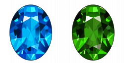 Transparent Blue and Green Diamonds PNG Clipart   Gallery ...