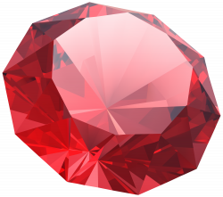 Red Diamond PNG Clipart Image - Best WEB Clipart