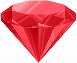 Red Diamond PNG Clip Art Image   Gallery Yopriceville - High ...