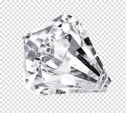 Shiny diamonds, diamond stone transparent background PNG ...