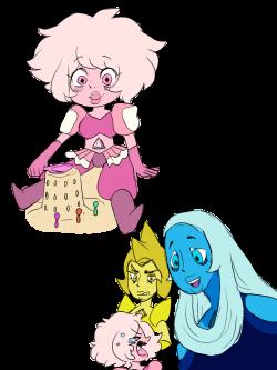 Resultado de imagem para pink diamond steven universe   Steven ...