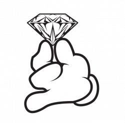 Diamond Cartoon Drawing at GetDrawings.com   Free for personal use ...