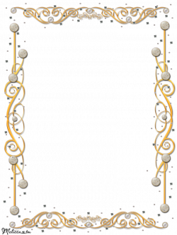 golden frame with gems png by Melissa-tm on DeviantArt