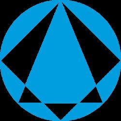Logo Blue Diamond Clip Art at Clker.com - vector clip art online ...