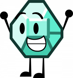Minecraft Diamond (Commission) by kitkatyj on DeviantArt