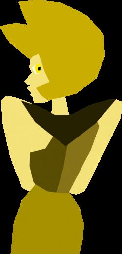 Steven Universe: Yellow Diamond (Updated) by SamuelJEllis on DeviantArt