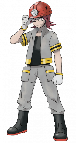 Volkner | Pokémon Wiki | FANDOM powered by Wikia