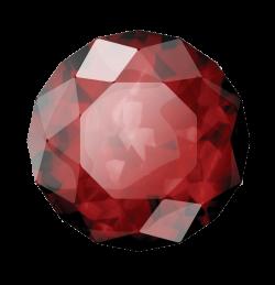 Polished Ruby transparent PNG - StickPNG