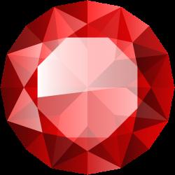Red Diamond Transparent Clip Art Image | Gallery Yopriceville ...