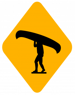 Clipart - Portage Sign - diamond