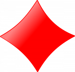 Single Diamond Clip Art at Clker.com - vector clip art online ...