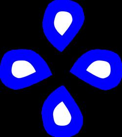 Blue Diamond Shape Clip Art | Clipart Panda - Free Clipart Images