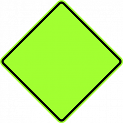 File:Diamond warning sign (fluorescent green).svg - Wikipedia