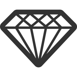 File:Linecons diamond.svg - Wikimedia Commons