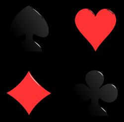 Card Symbols Clip Art at Clker.com - vector clip art online, royalty ...