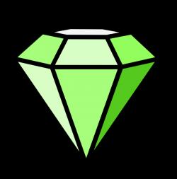 Green Diamond by danakatherinescully on DeviantArt