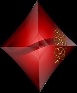 Clipart - Diamonds Symbol