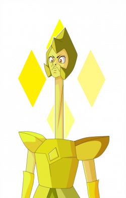 Yellow Diamond:. Neck Intensifies by xXFieryPotatoXx on DeviantArt