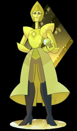 Yellow Diamond by Deer-Head on DeviantArt