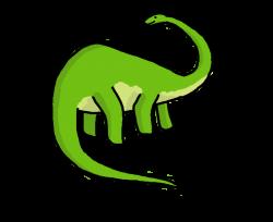 Dinosaur Clip Art To Color | Clipart Panda - Free Clipart Images