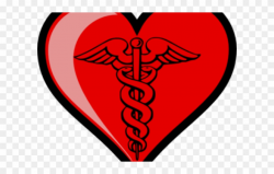 Free Doctor Clipart - Thank You Heart Clip Art - Png ...