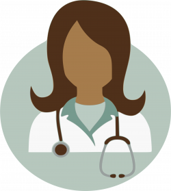 Female Doctor Icons PNG - Free PNG and Icons Downloads