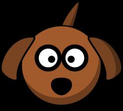 Dog Head Clip Art at Clker.com - vector clip art online, royalty ...