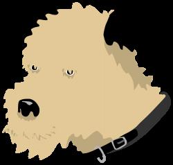 clipartist.net » Clip Art » perro dog SVG