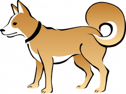 Clipart Pic Of A Dog   Animaxwallpaper.com