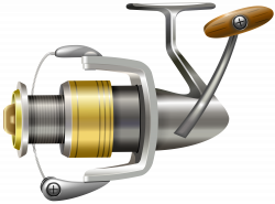 Fishing Reel PNG Clip Art - Best WEB Clipart