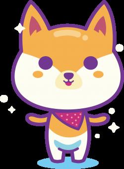 Shiba Inu Puppy Whiskers Cartoon Clip art - Cute dog 2326*3168 ...