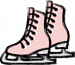 Ice Skates - ClipArt Best   Craft Ideas   Pinterest
