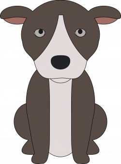28+ Collection of Pitbull Clipart Transparent | High quality, free ...