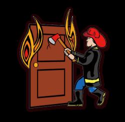 Firefighter Clip art - Cartoon fire 1677*1637 transprent Png Free ...