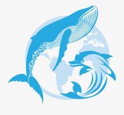 Dolphins Clipart Dolphin Splash - Illustration #1946791 ...