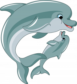 Cartoon Dolphin Clipart (42+) Cartoon Dolphin Clipart Backgrounds