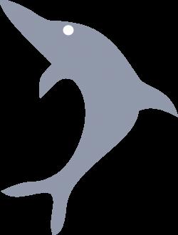 Clipart - Dolphin 3