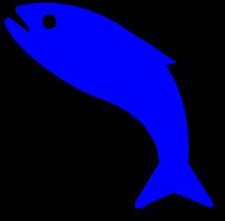 Fish Shadow Clip Art at Clker.com - vector clip art online, royalty ...
