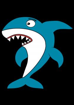 Clipart - Shark Cartoon