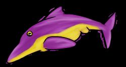 Prehistoric Dolphin by Ossiekins on DeviantArt