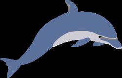 Clipart - dolphin enrique meza c 02