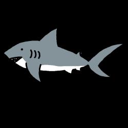 Free Shark Clip Art | Clipart Panda - Free Clipart Images