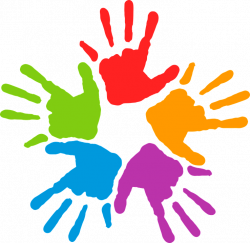 hands #icons #images #logos #colourful #colors #handprints #clipart ...