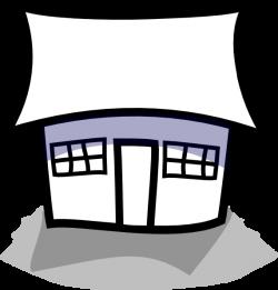 House Outline Clip Art at Clker.com - vector clip art online ...