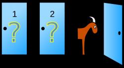 Monty Hall-problemet – Wikipedia