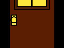 Spooky Door Cliparts Free Download Clip Art - carwad.net