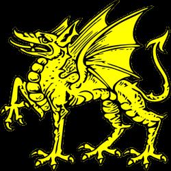 Dragon Clip Art at Clker.com - vector clip art online, royalty free ...